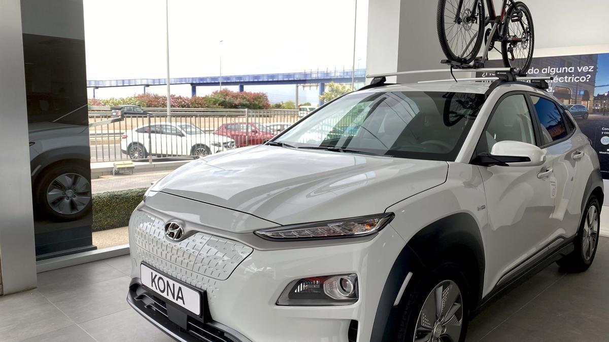 El Hyundai Kona eléctrico no emite durante su uso ningún tipo de sustancia contaminante