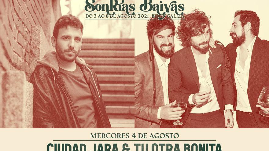 SonRías Baixas - Ciudad Jara + Tu Otra Bonita