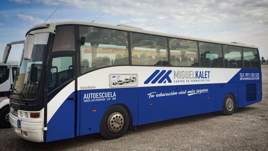 Miguel Kalet. Centro de formación vial: Educación vial segura y eficiente