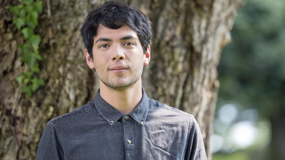 El mexicano Diego Calva.