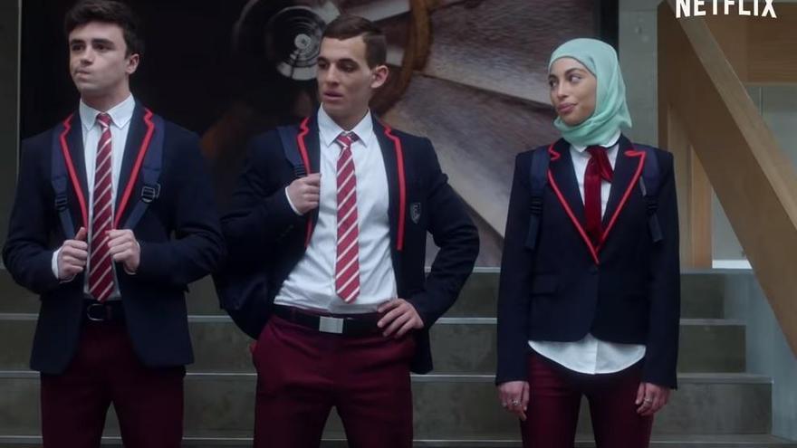 Los estrenos de series que llegan a Netflix en octubre