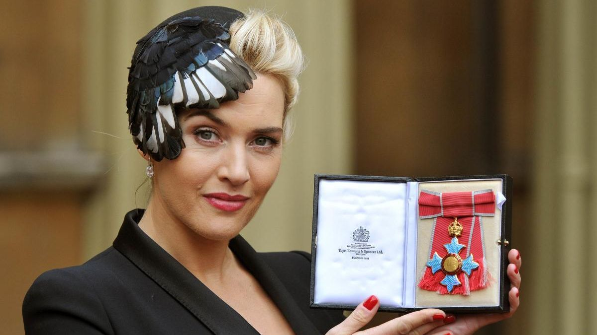 Kate Winslet recibirá el Premio Homenaje
