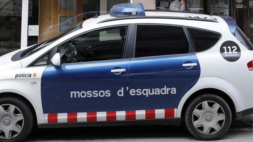 Muere una persona en un incendio en una vivienda de Girona