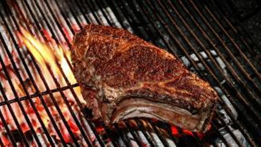 """El """"anisakis de la carne"""", la garrapata que puede hacerte alérgico a la carne"""