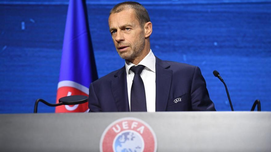 Los miembros de la Superliga europea rectifican y proponen ahora una competición sin plazas fijas
