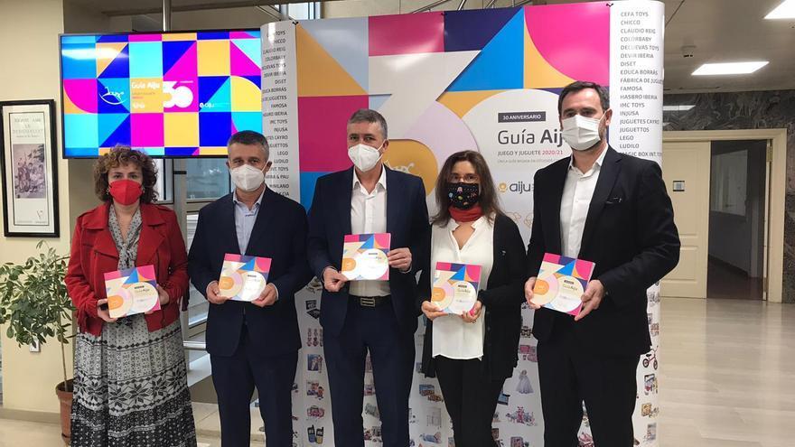 La 30 edición de la Guía AIJU destaca la importancia del juego como refugio durante la pandemia