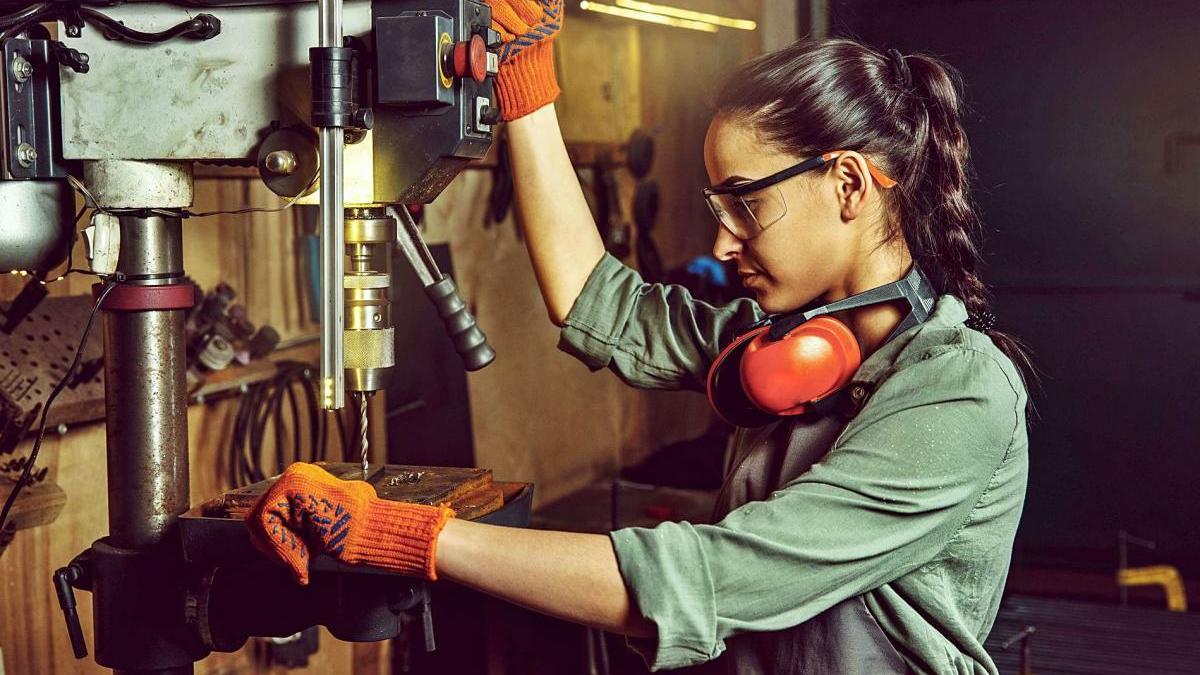 Les dones han liderat la petita recuperació de l'ocupació al darrer trimestre.