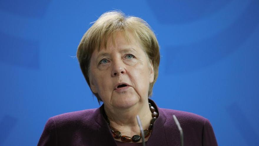 """Merkel, tras el atentado: """"El racismo es veneno"""""""