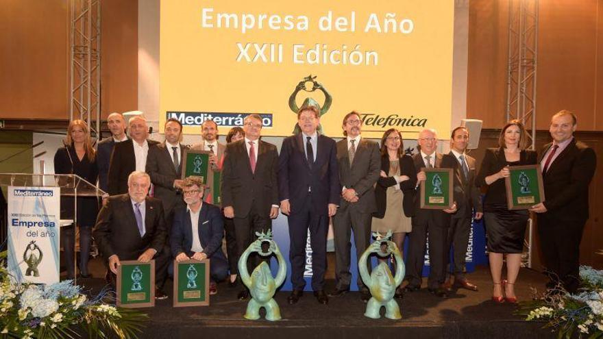 'Mediterráneo' y Telefónica reconocerán este miércoles a las mejores firmas de Castellón