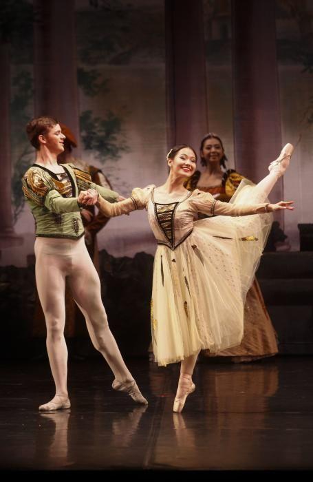 Ballet nacional ruso en el Teatro Campoamor de Oviedo