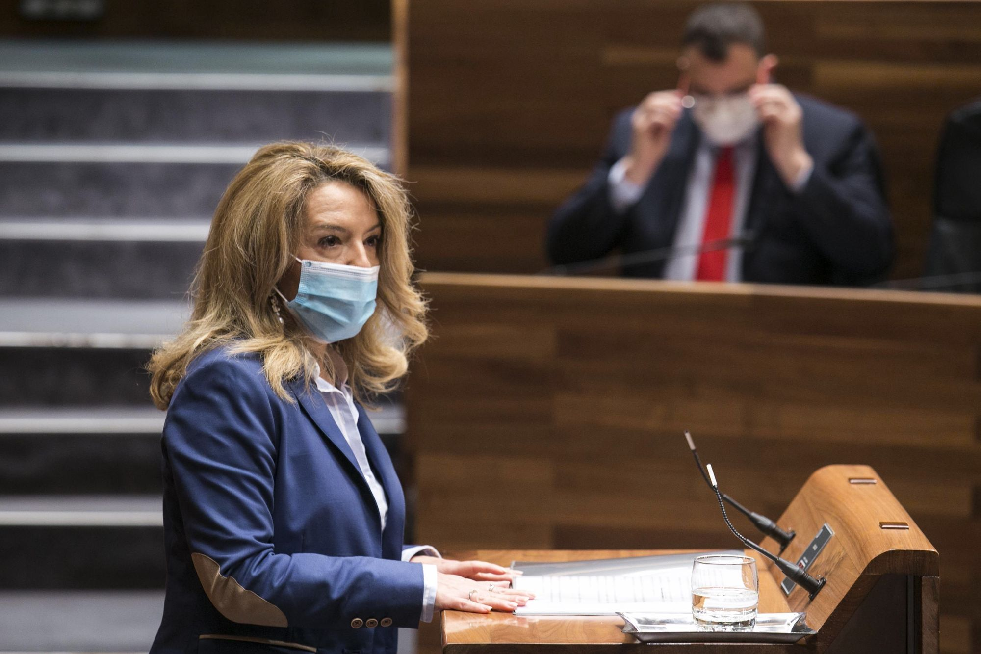 Debate de orientación política en Asturias