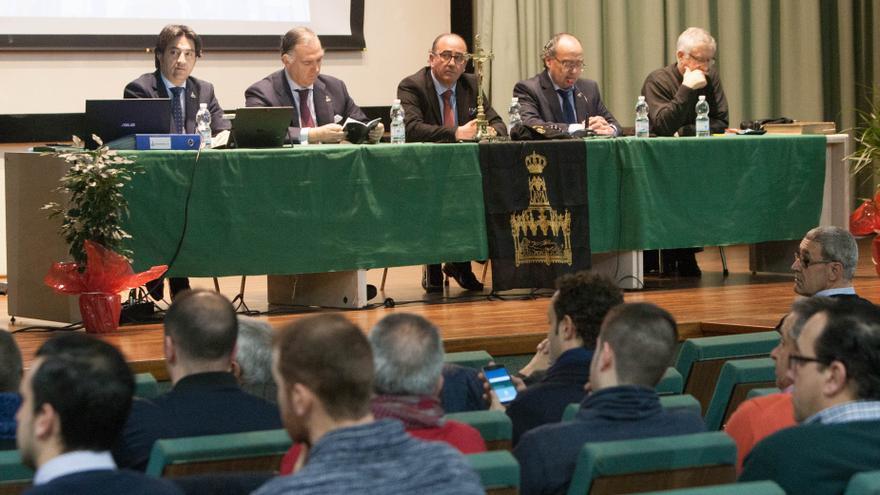 El Santo Entierro suspende la asamblea general del sábado en Zamora