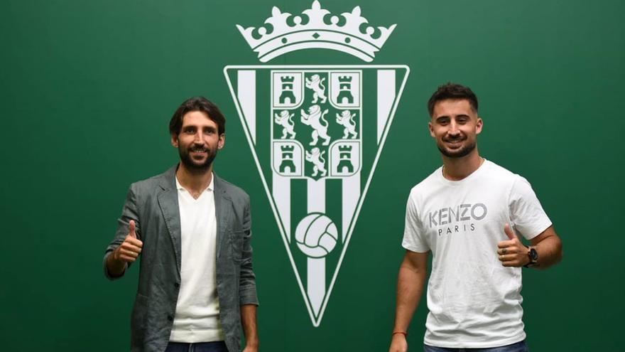 Omar y Álex Bernal, humildad y experiencia para el Córdoba CF