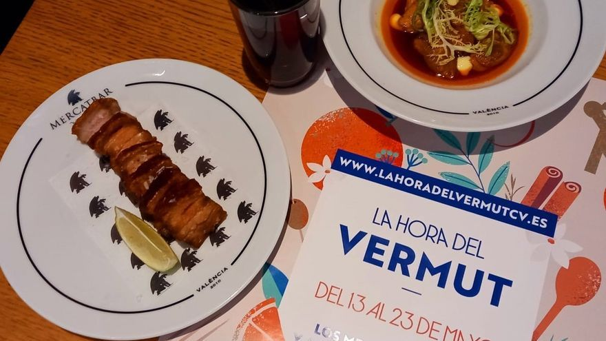 Llega el vermut con tapa de autor a València