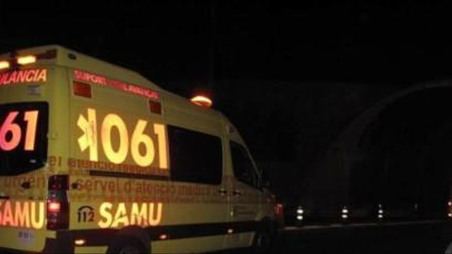 Un turista cae cuando defecaba desde el balcón de un hotel en Magaluf