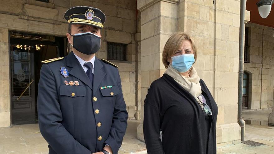 Todo el municipio de Avilés, blindado por la evolución de la pandemia