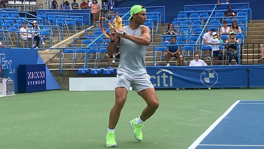 Tirón de orejas de Rafa Nadal a Novak Djokovic