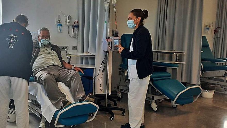 El HUC pone en marcha el servicio  de Hospital de Día  en el Norte