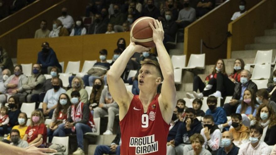 Un Bàsquet Girona desencertat perd contra l'Almansa (74-86)