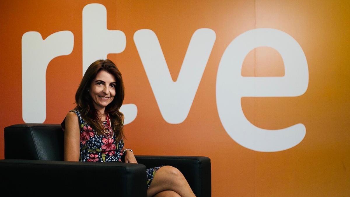 Montserrat Rigall treballa a RTVE Catalunya