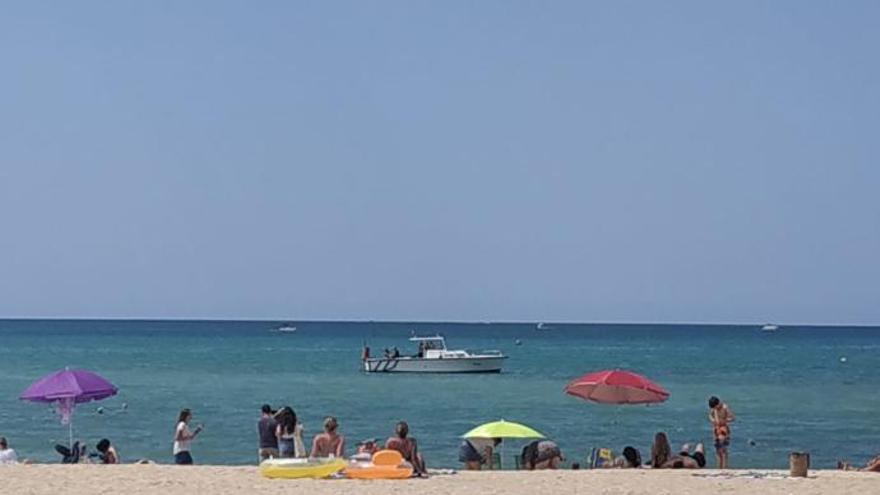 Antikes Römerschiff vor der Playa de Palma entdeckt