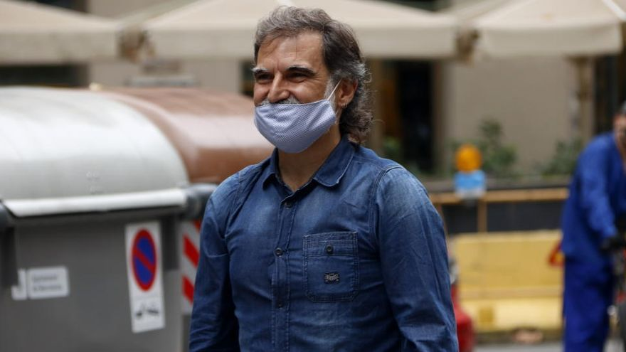 La jutgessa autoritza «de forma immediata» dos permisos de sis dies per a Jordi Cuixart
