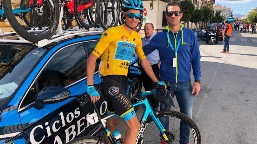 Ciclos Cabello colabora con los coches neutros en la ronda andaluza