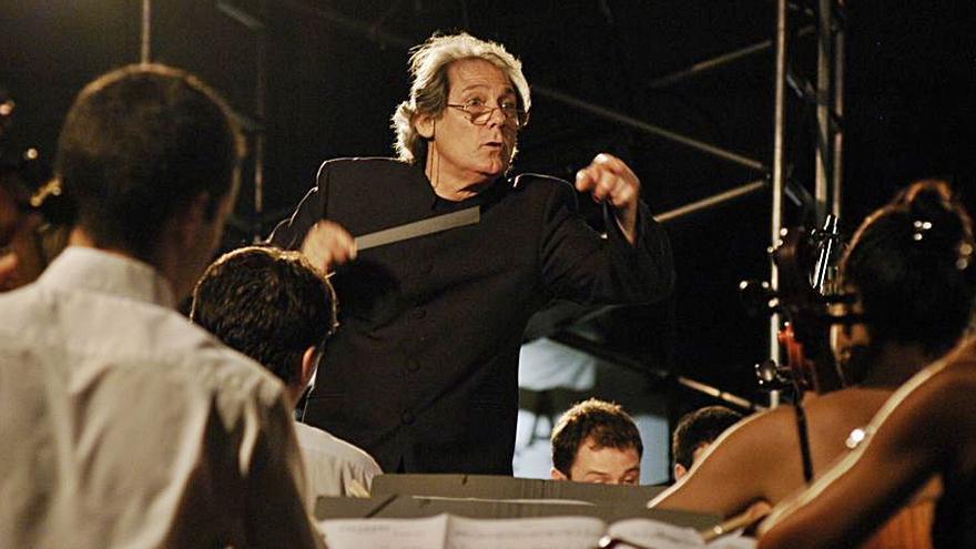La Sinfónica rendirá homenaje a Piazzola el viernes en María Pita