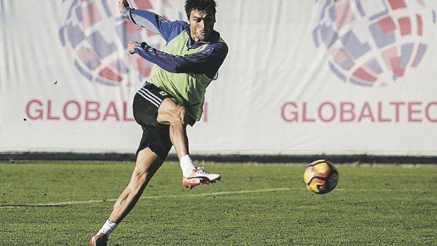 Vila firma por dos temporadas con el Recreativo de Segunda B