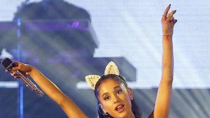 Ariana Grande actuará en los premios MTV