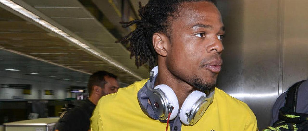 El delantero Rémy, sin ofertas  de compra para dejar la UD