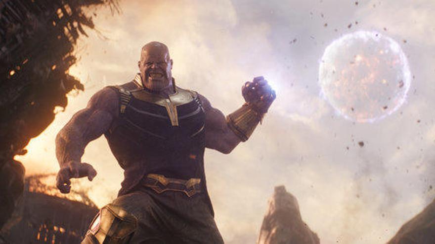 L'esperada tercera part de 'Vengadores' enfrontarà als superherois de Marvel contra Thanos
