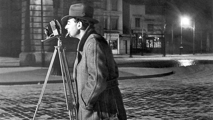 Brassaï, el hombre que inventó las noches parisinas