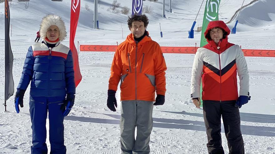 La estación de esquí de San Isidro de León acoge la grabación de Masterchef