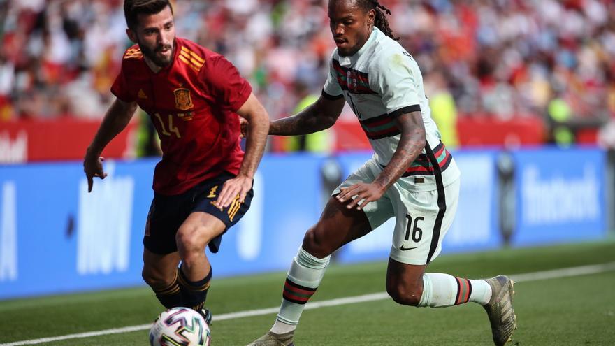 Así ha sido el amistoso entre España y Lituania