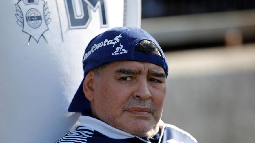 """Siete imputados por el """"homicidio simple con dolo eventual"""" de Maradona"""