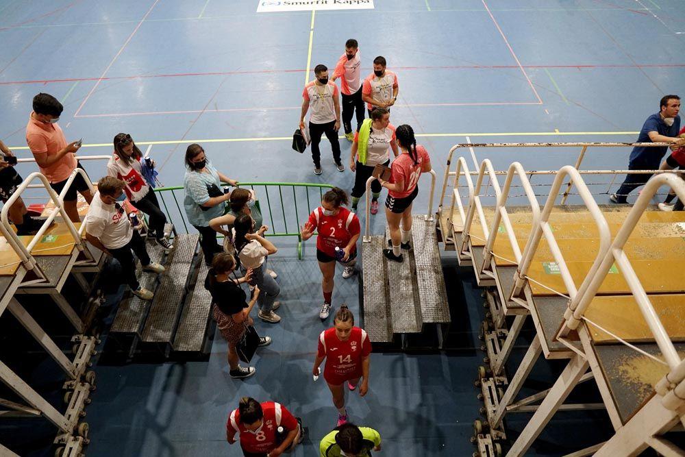 Fase de ascenso a División plata femenino: Deza Córdoba Balonmano - Aceuchal