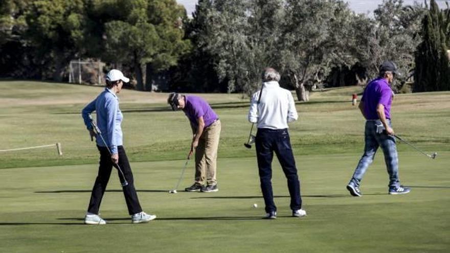 La provincia de Alicante prevé duplicar el número de campos de golf durante los próximos diez años
