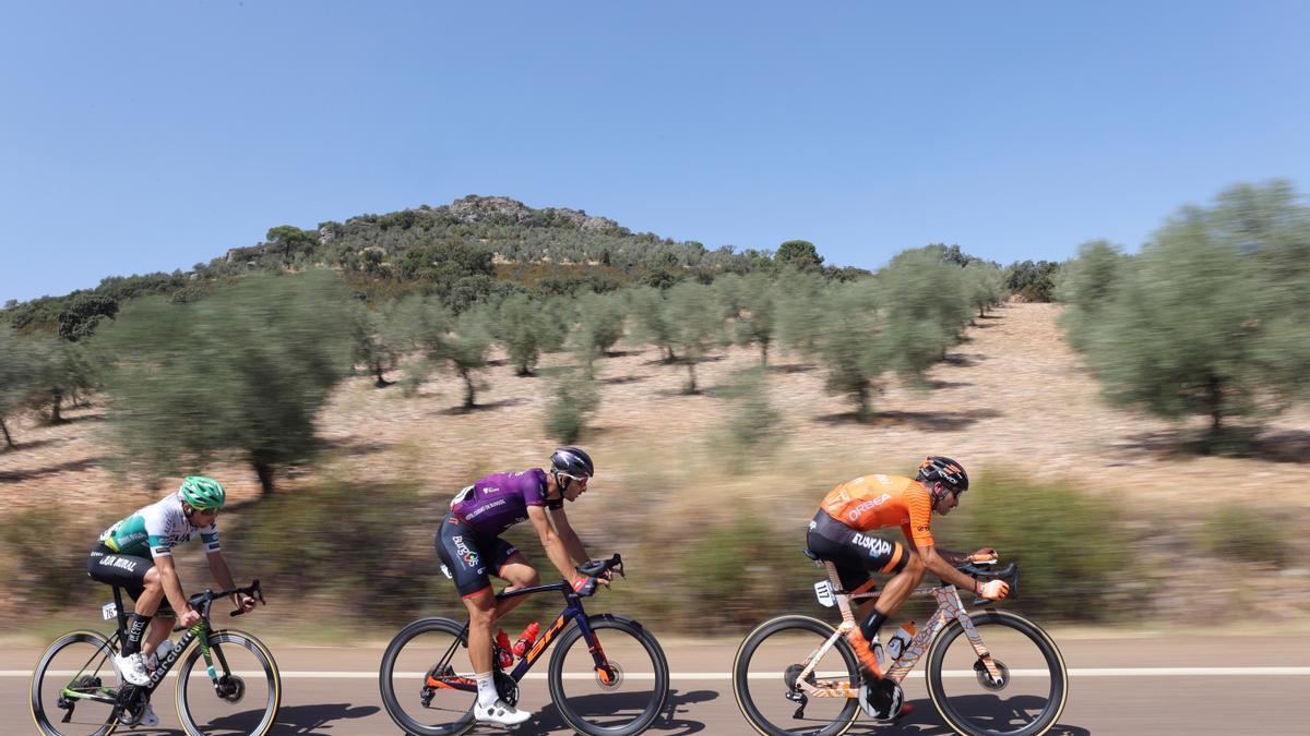 Etapa 13 de la Vuelta: Belmez - Villanueva de la Serena