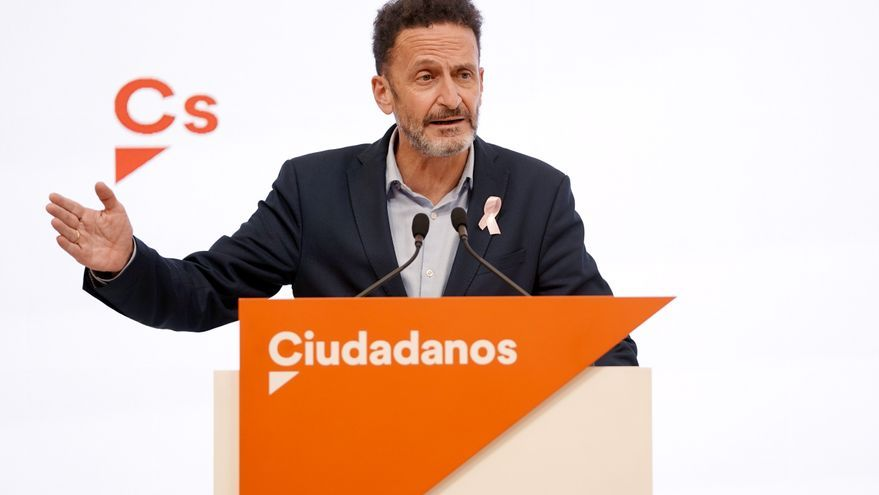 Edmundo Bal, candidato por Ciudadanos a la Presidencia de la Comunidad de Madrid