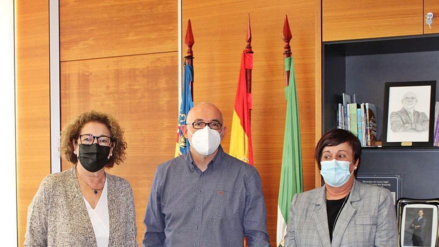 El PSPV abre expediente a José Gadea y la exjefa de Prensa del Ayuntamiento de San Vicente