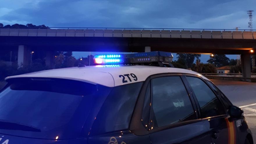 Cinco detenidos en Málaga por secuestrar a un hombre y fracturarle el cráneo