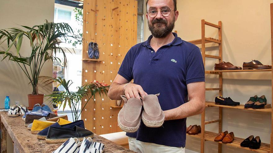 Las alpargatas de Pedro Sánchez son tendencia en Mallorca