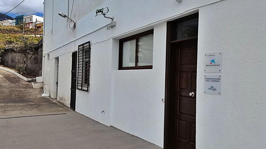 Un nuevo centro atenderá por la noche a personas sin hogar en la capital palmera