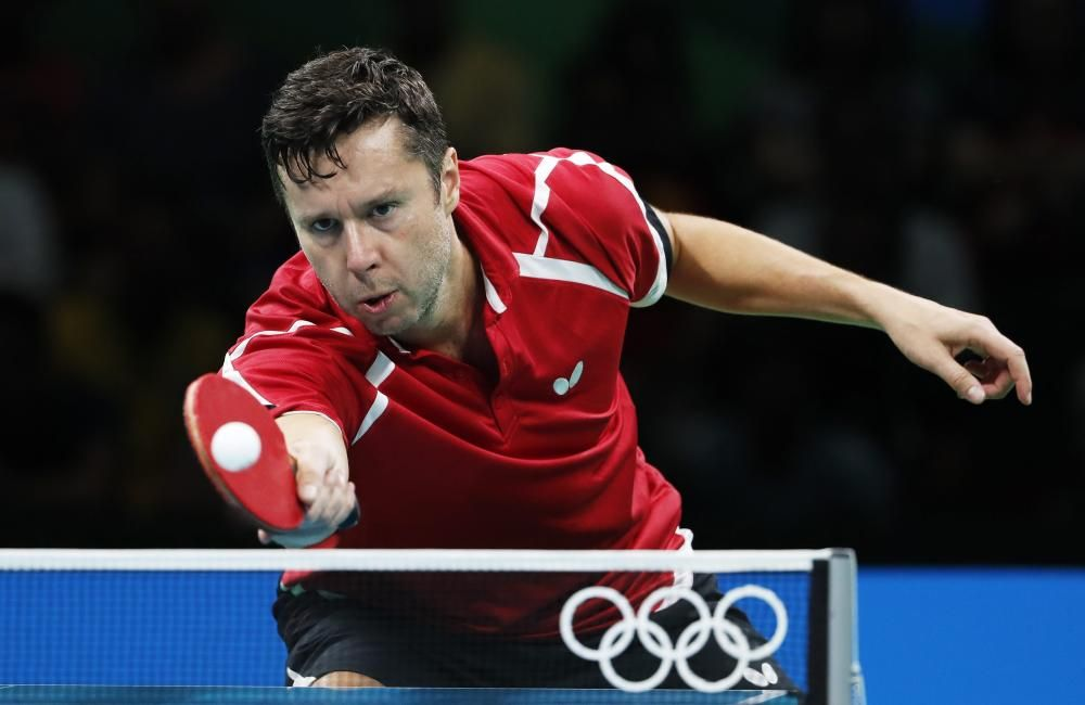Olympic Games 2016 Table Tennis
