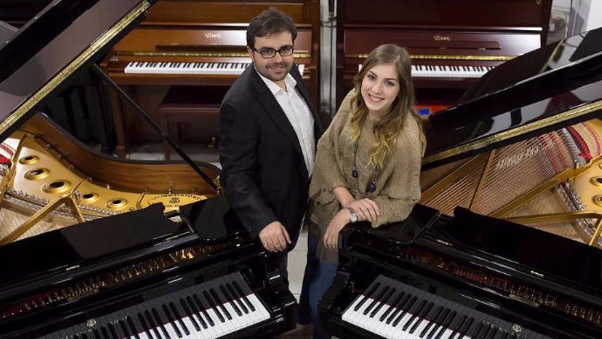 Iberian & Klavier Piano Dúo inaugura el 15º Arrecife de las Músicas