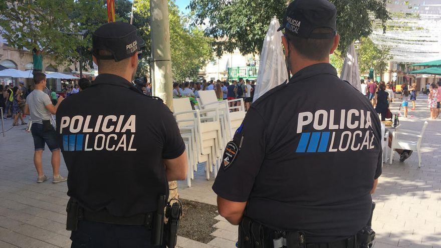 Detenido en Palma por romperle los dientes de un puñetazo al ladrón que quería robarle en la playa