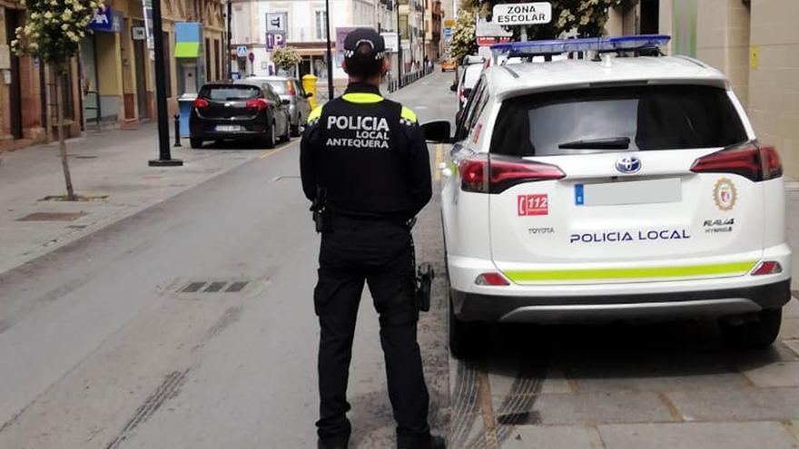 Más de 400 aspirantes para cinco plazas de Policía Local en Antequera