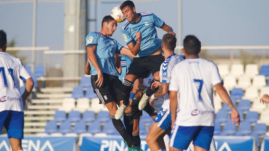 El FC Cartagena empata a nada con el Tenerife (0-0)