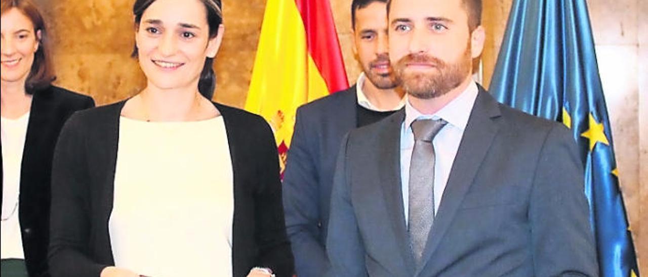Canarias y el Estado firman 14 millones para costas y espacios turísticos